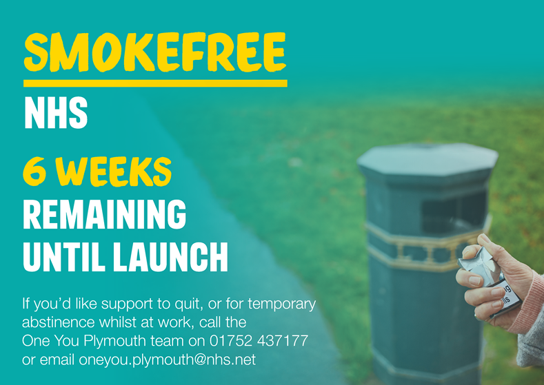 Livewell Southwest commits to going Smokefree