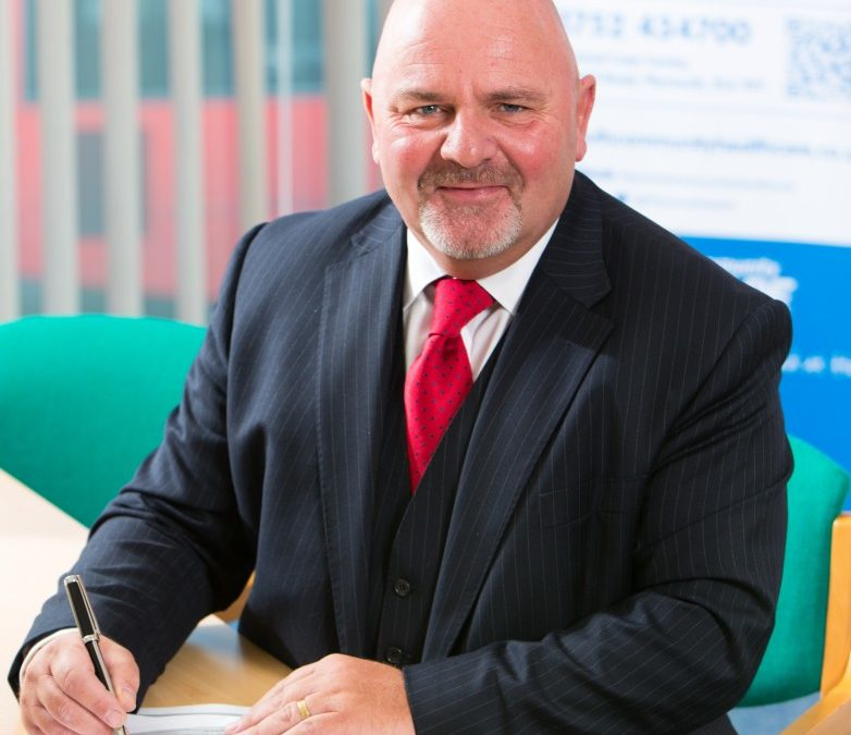 Retiring CEO reflects on Livewell Southwest's health and social care journey