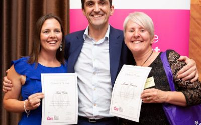Community nurses awarded coveted title