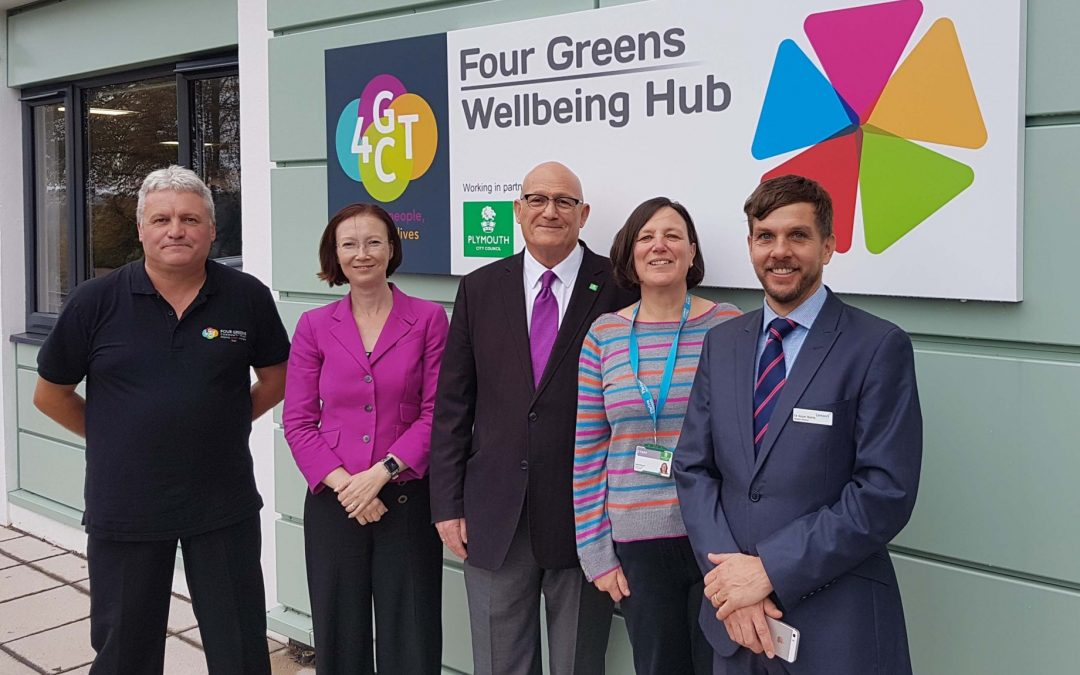 Second Health and Wellbeing Hub launched in Plymouth