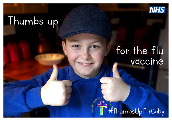 'Vaccinate your children' – a heartfelt message from the parents of Coby, 9, who died of flu
