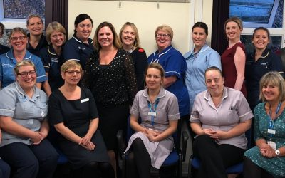 Livewell Southwest trainees welcome national programme lead