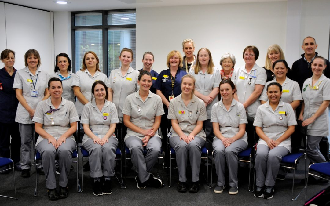 Devon's first wave of nursing associates set to finish training