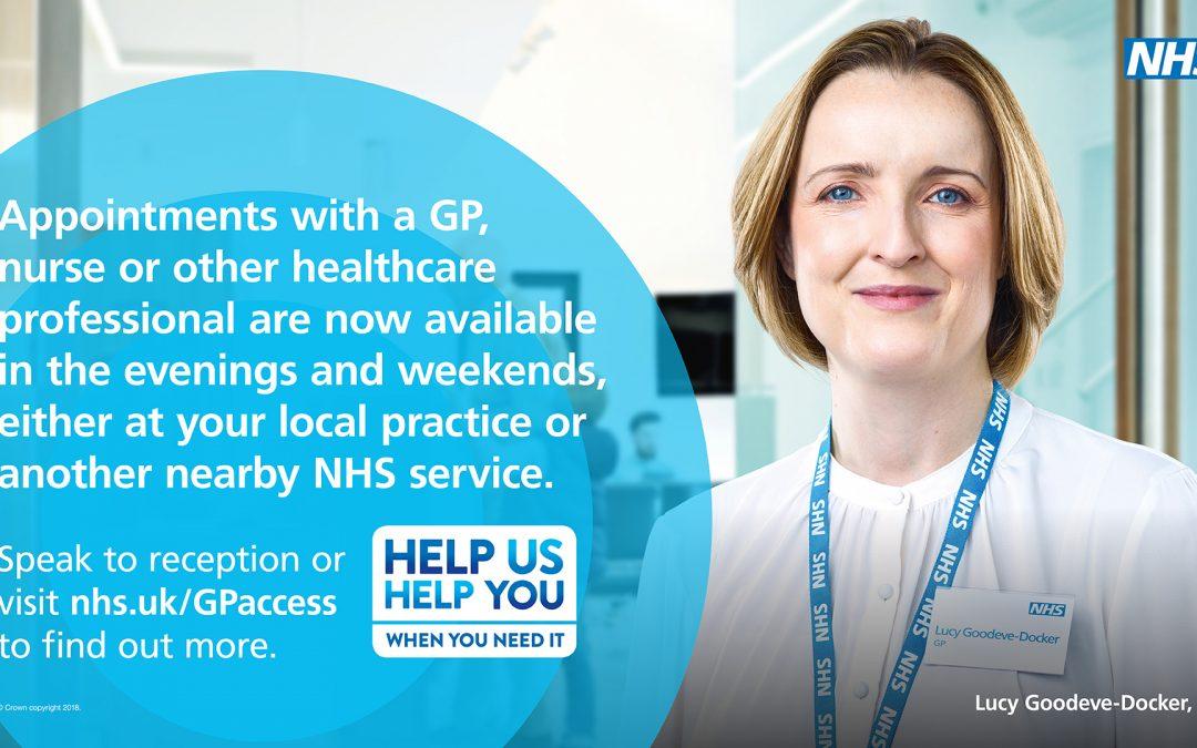 Help Us Help You – GP Access