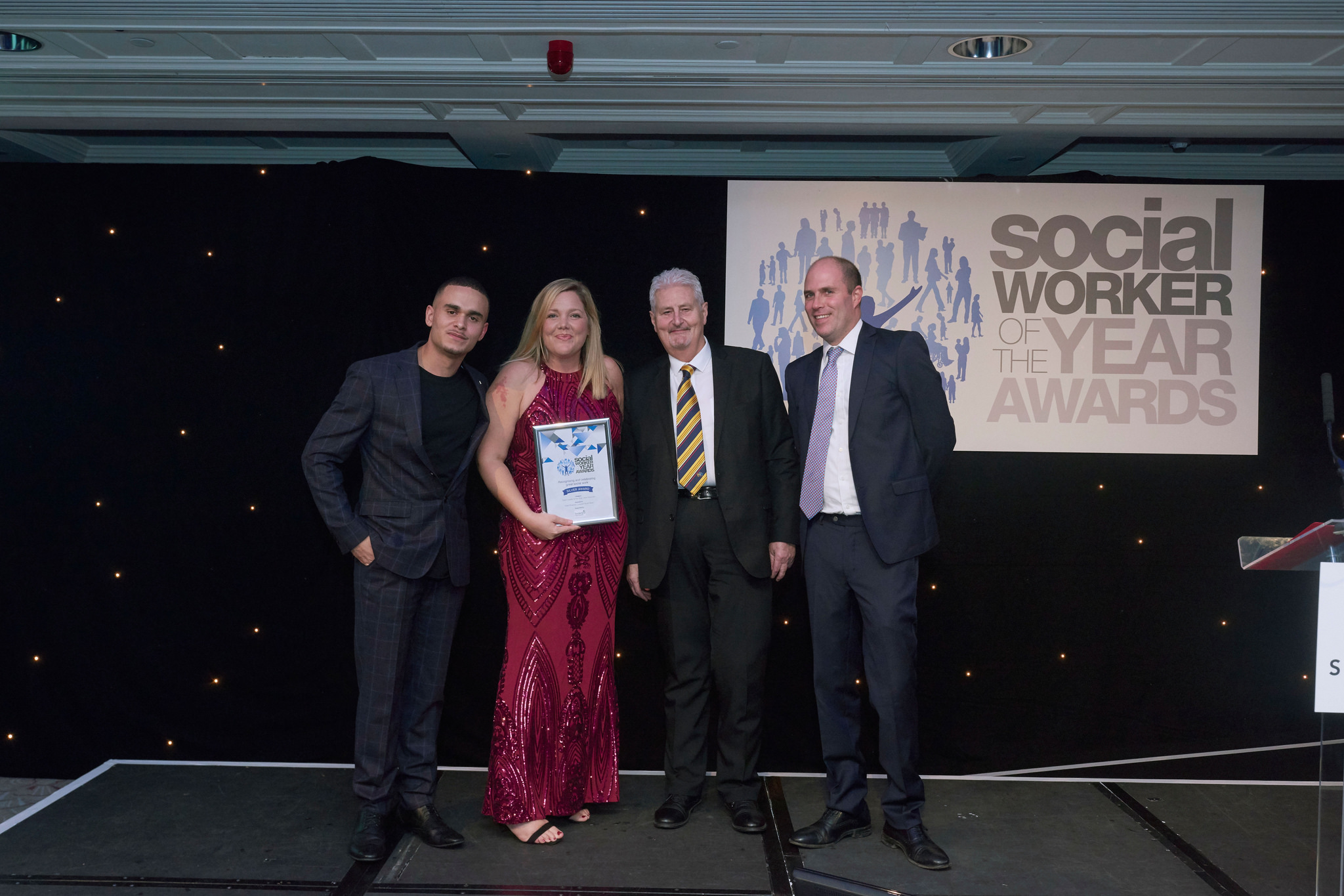 National recognition for Plymouth social workers