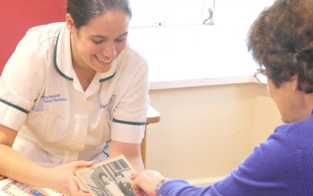 Visiting patients at Livewell sites