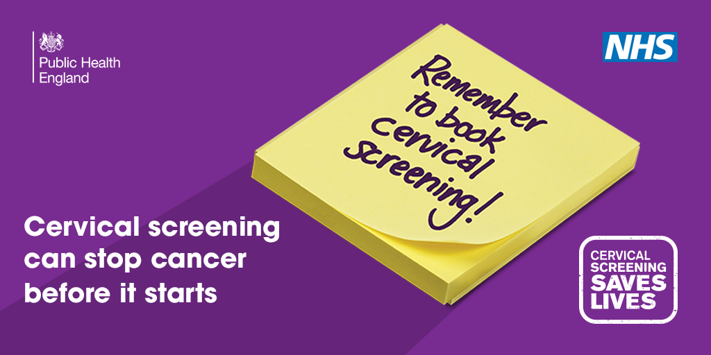 Public Health England launches cervical screening campaign in South West to tackle decline in numbers getting tested