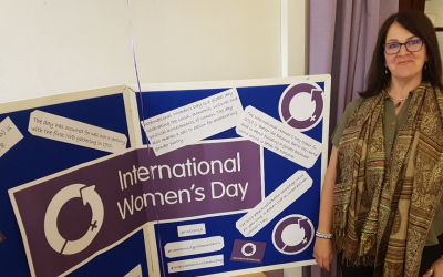 Plymouth nurse celebrated at 'Women of the Community' event