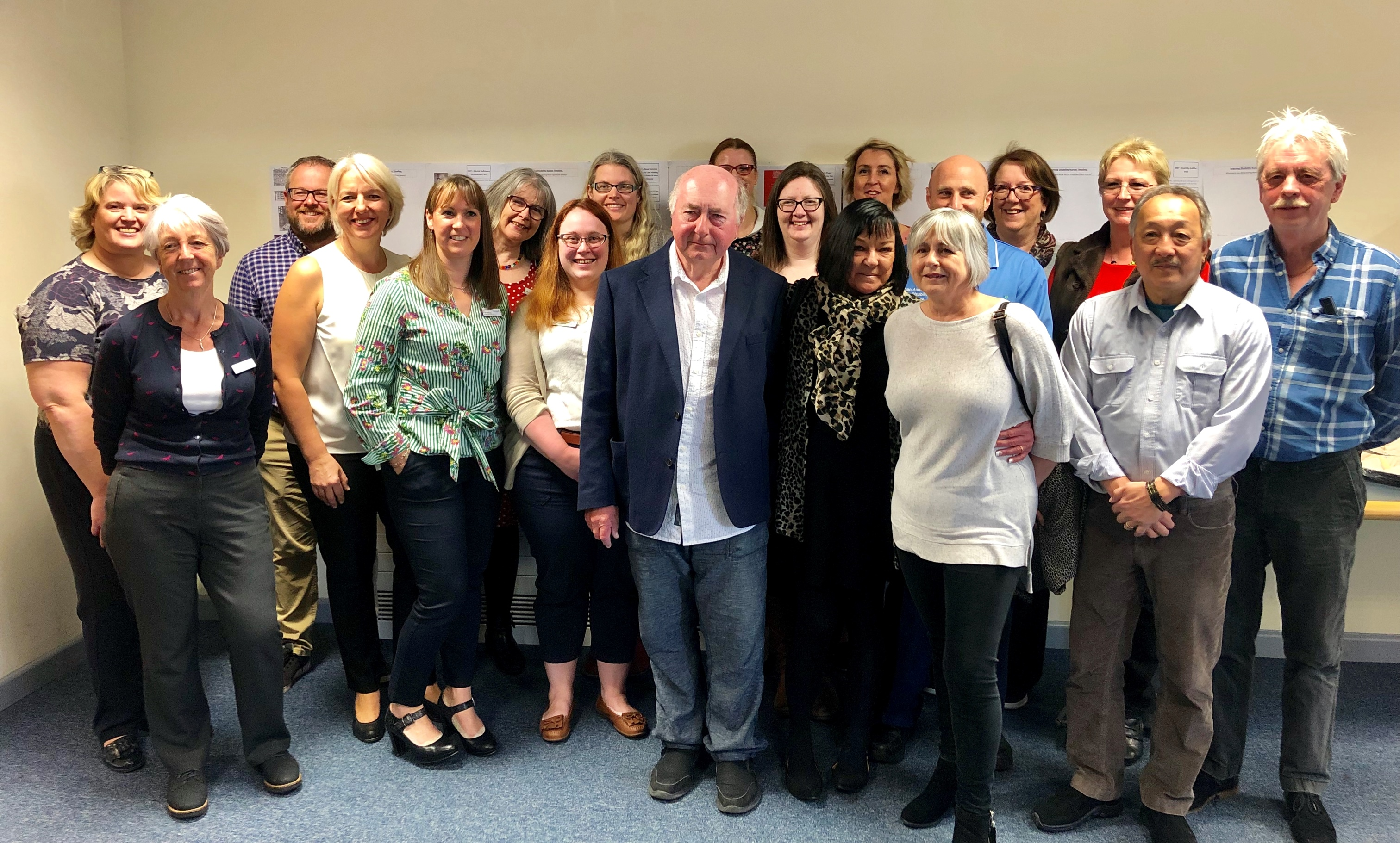 Learning disability nurses in Plymouth celebrate 100 years of the profession