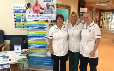 Celebrating our fantastic Allied health Professionals