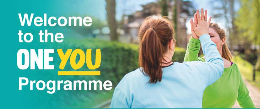 Newly launched One You Programme will help people with long term conditions