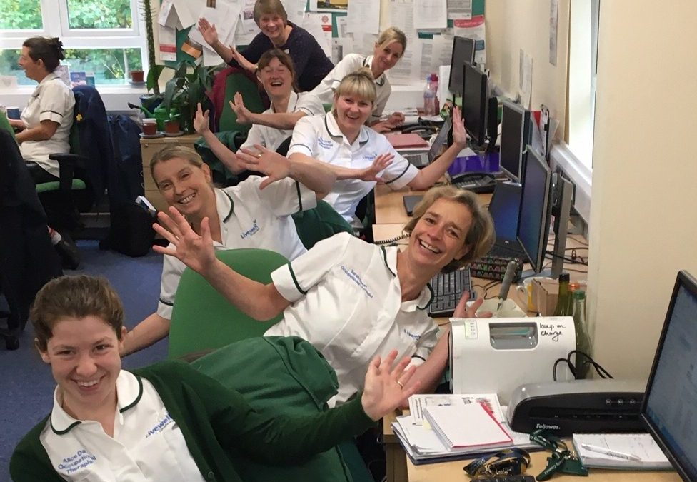 Tavistock occupational therapists to hold drop-in events as part of National Occupational Therapy Week