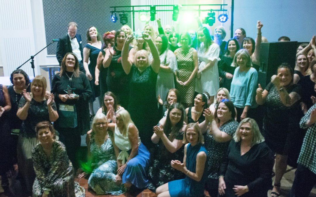Livewell celebrates its amazing staff at awards night