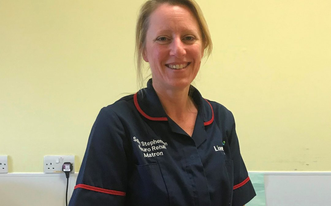OT Week: Livewell appoints first matron from an occupational therapy background