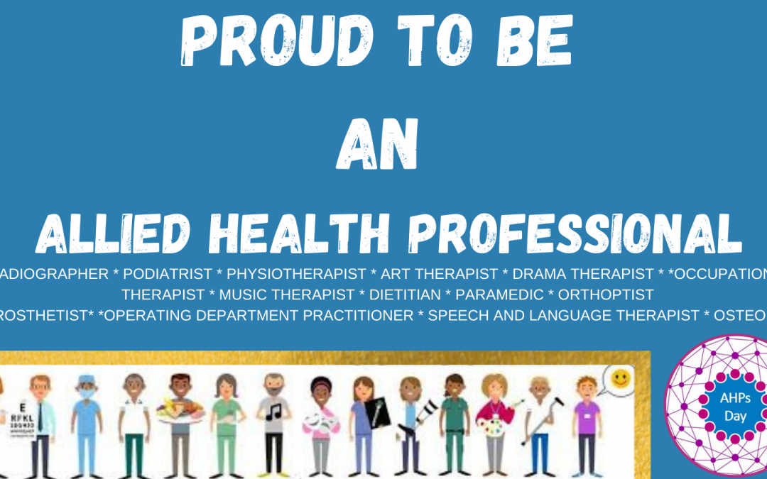 Allied Health Professions Day – 14 October