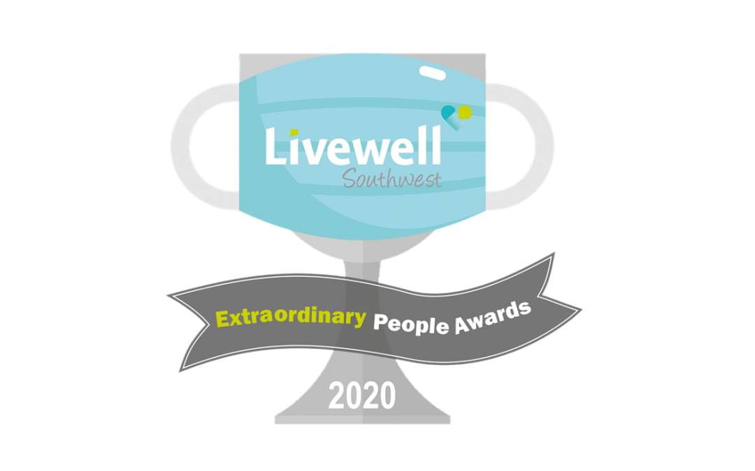 Livewell says thank you to staff with Extraordinary People Awards