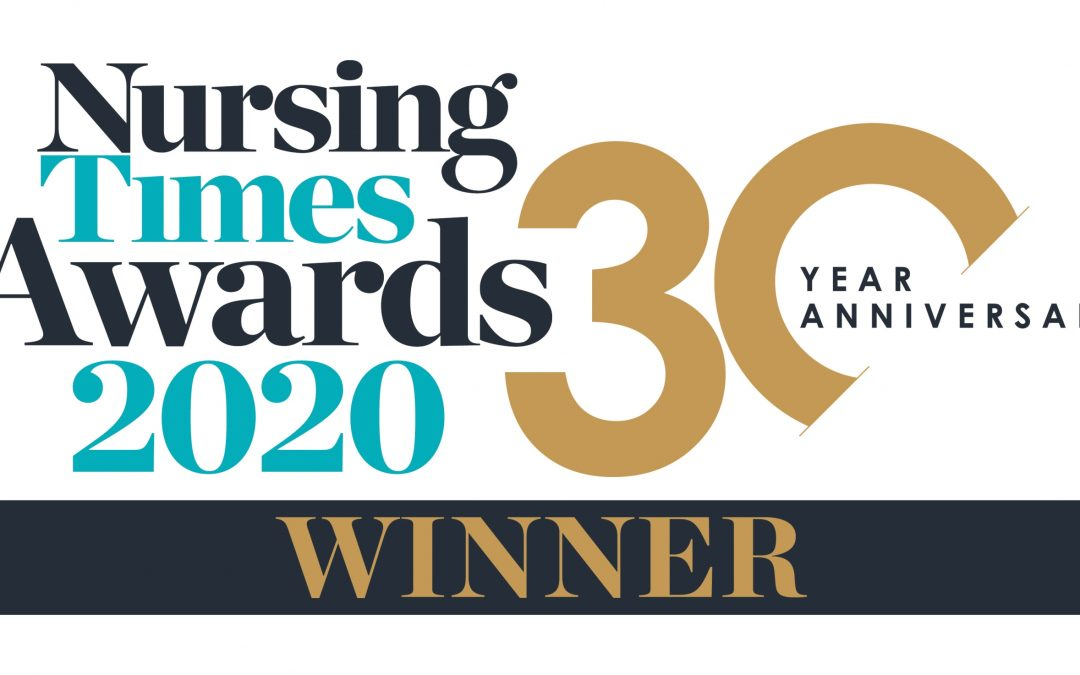 ChatHealth nurses crowned national winners in the 2020 Nursing Times Awards