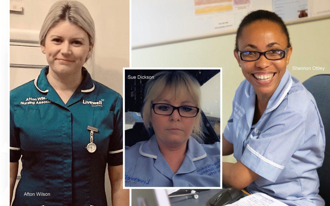 Livewell Southwest celebrates 14 newly qualified Nursing Associates